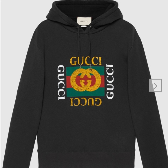60b6e06b53a Gucci Other - Oversize sweatshirt with Gucci logo